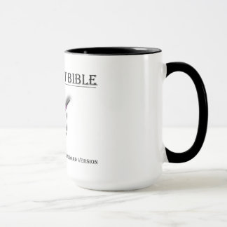 Die Kwest Bibel 15 Unze. Kaffeetasse