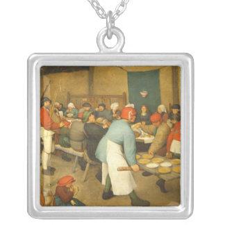 Die ländliche Hochzeit - 1568 Amuletten