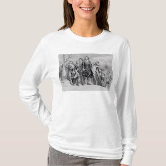 Die Landung der Pilger T-Shirt