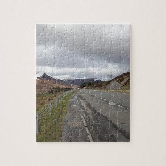 Die lange Hochlandstraße Puzzle