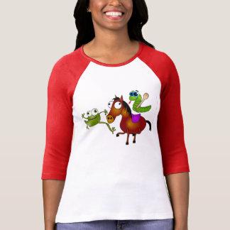 Die laufende Schlange (Ide Zmija) 03 T-Shirt