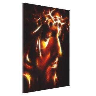 Die Leidenschaft von Christus Gespannter Galeriedruck