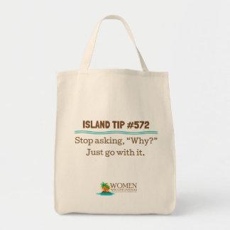 Die Leinwand-Öko-Tasche #572 des Einkaufstasche