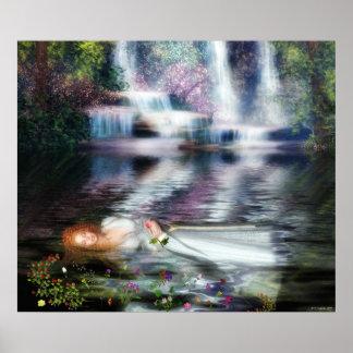 Die letzte Ruhe von Ophelia Poster