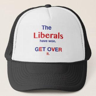 Die Liberalen haben T-Shirt gewonnen Truckerkappe