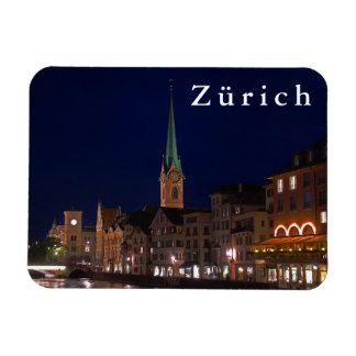 Die Lichter des Abends Zürich Magnet