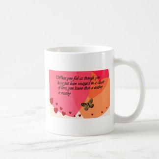 Die Liebe einer Mutter Kaffeetasse