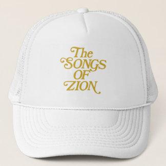 Die Lieder von Zion Hut Truckerkappe