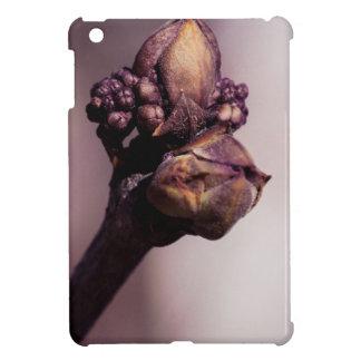 Die lila Knospe iPad Mini Hülle