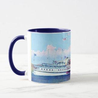 Die Linie der Hudson der Leute Tasse