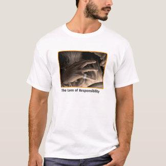 Die Linse der Verantwortung T-Shirt