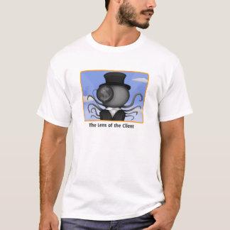 Die Linse des Kunden T-Shirt