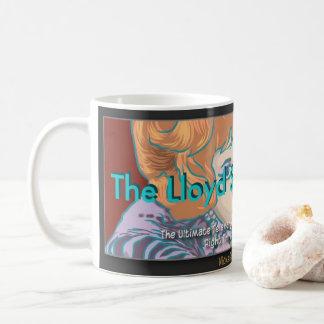 """Die Lloyd-Bedienstet-Show-"" Kaffee-Tasse - Kaffeetasse"