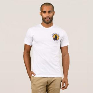 Die Logos der Frauen auf Mans T - Shirt