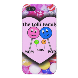 Die Lolli Familie iPhone 5 Cover