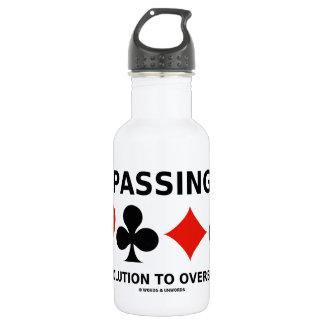 Die Lösung zu Overbidding führen (Brücke) Trinkflasche