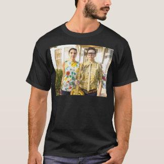 """Die Lovebirds - """"Amerikaner Gaythic """" T-Shirt"""