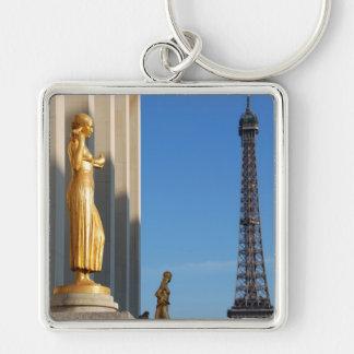 Die MADWOMEN VON CHAILLOT Eiffelturm Keychain Schlüsselanhänger
