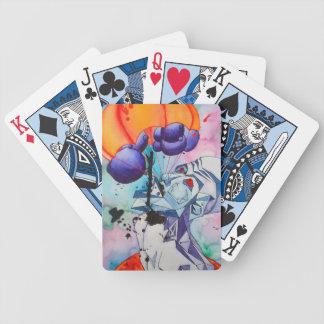 Die magischer Hut-Spielkarten Bicycle Spielkarten