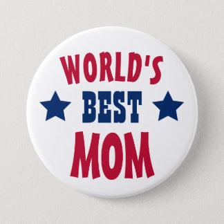 Die Mamma-Amerikaner Pinback Knopf-Abzeichen der