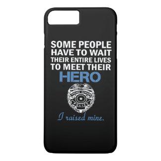 Die Mamma des Polizeibeamten iPhone 8 Plus/7 Plus Hülle