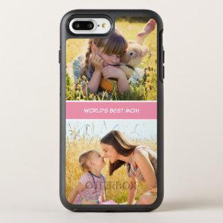 Die Mamma-Mutter-TagesFotos der Welt beste OtterBox Symmetry iPhone 8 Plus/7 Plus Hülle