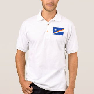 Die Marshallinseln-Flagge Polo Shirt