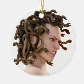 Die Medusa Keramik Ornament