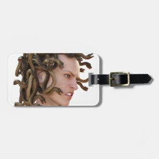 Die Medusa Kofferanhänger