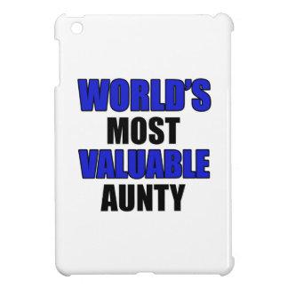 die meiste wertvolle Tante iPad Mini Hülle