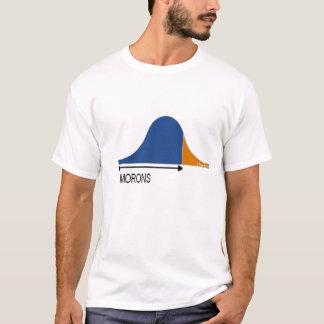 Die meisten Leute sind Idioten T-Shirt
