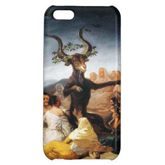 Die Meisterwerkfarbe Coven Francisco José de Goya iPhone 5C Cover