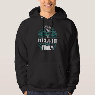 Die MELVIN Familie. Geschenk-Geburtstag Hoodie