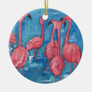 Die Menge Keramik Ornament