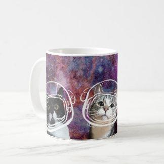Die Meowstronauts Kaffee-Tasse Kaffeetasse