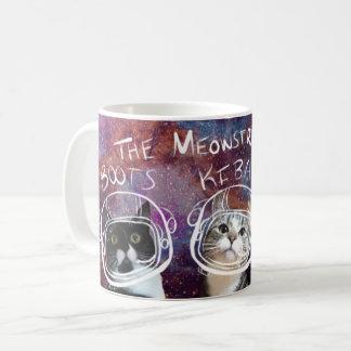 Die Meowstronauts Tasse