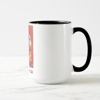 Die Messe-Kaffee-Tasse 1964 New- Yorkwelt Tasse