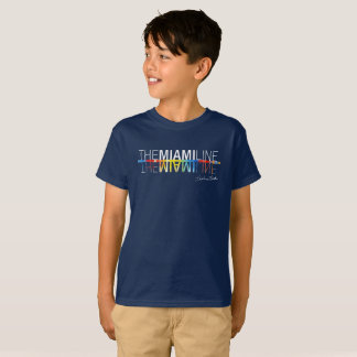 Die Miami-Linie, Rockne Krebs T - Shirt-Kinder in T-Shirt