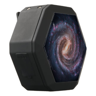 Die Milchstraße Schwarze Bluetooth Lautsprecher