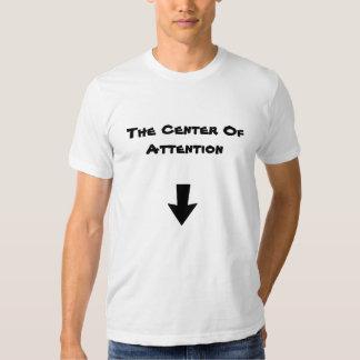 Die Mitte der Aufmerksamkeit Hemden