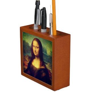 Die Mona Lisa durch Leonardo da Vinci Stifthalter