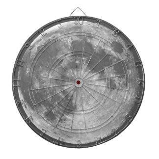 Die Mond-Dartscheibe Dartscheibe