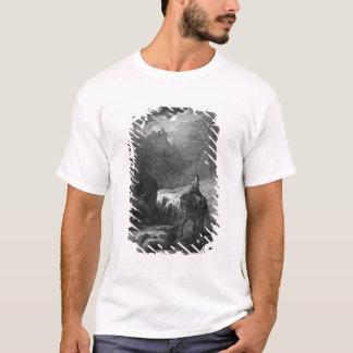 Die Mondschein-Fahrt T-Shirt