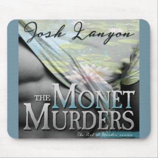 Die Monet Morde Mousepad