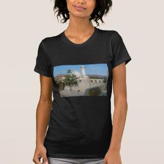 Die Moschee in Dschenin durch Vasily Polenov T-Shirt