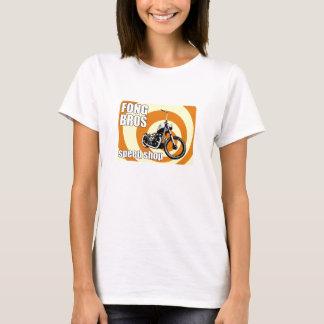 Die Motorräder Fong Bruders T-Shirt