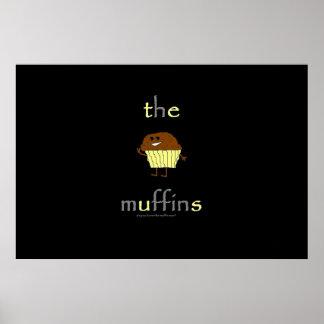 Die Muffins Poster