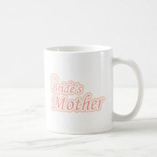 Die Mutter der Extravaganz-Braut Tee Tasse