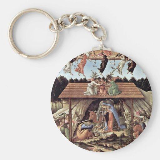 Die mystische Geburt Christis-Mystiker-Geburt Chri Schlüsselband