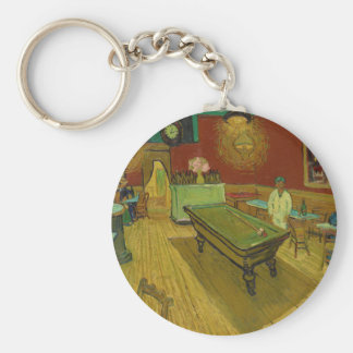 Die Nacht Café durch Vincent van Gogh (1888) Schlüsselanhänger